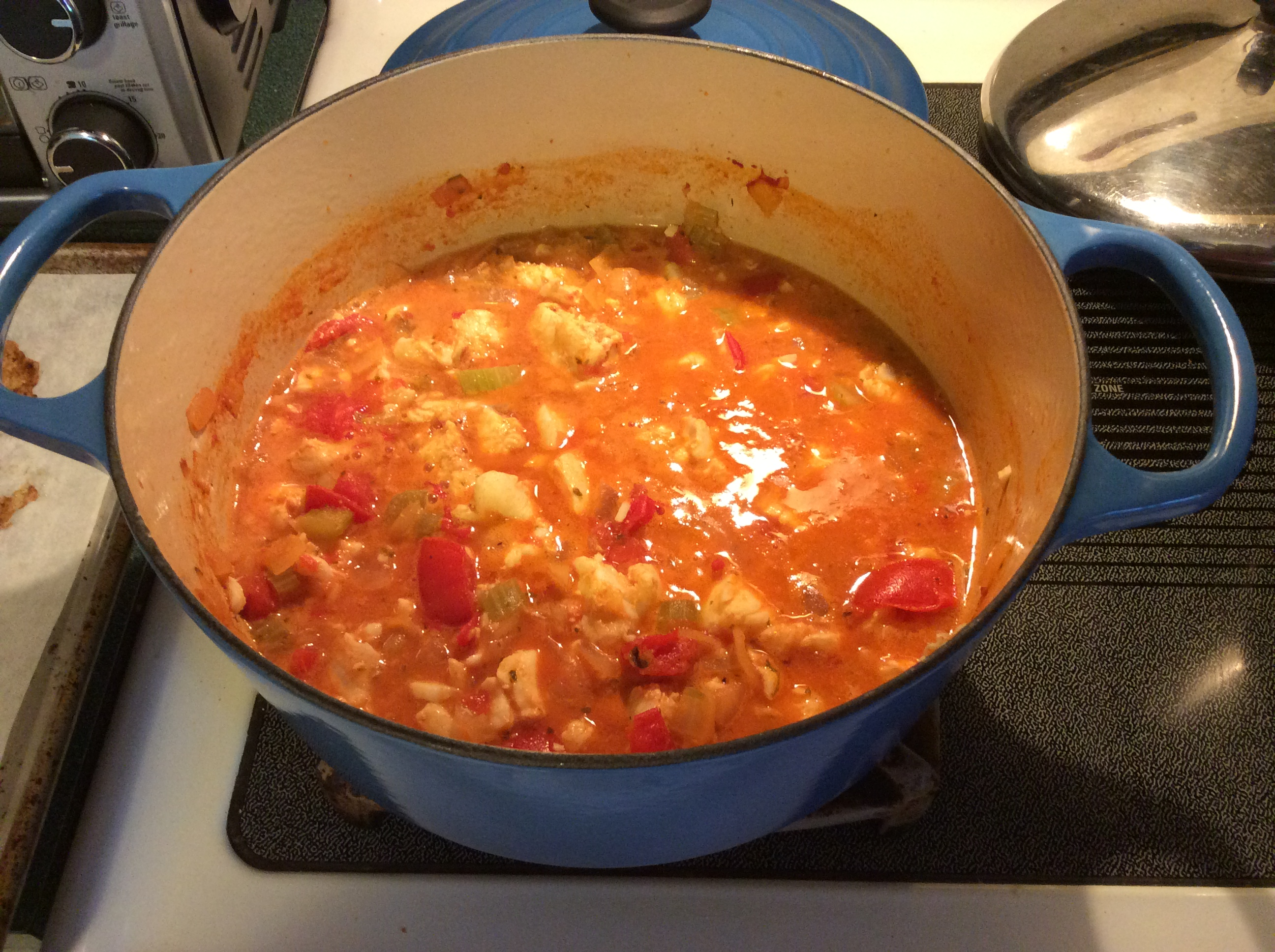 Dad's Fish Stew Recipe — Dishmaps